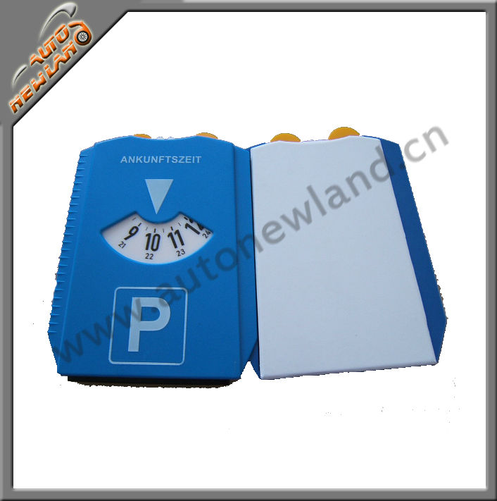Euro Auto Plastic Parking Disc for car