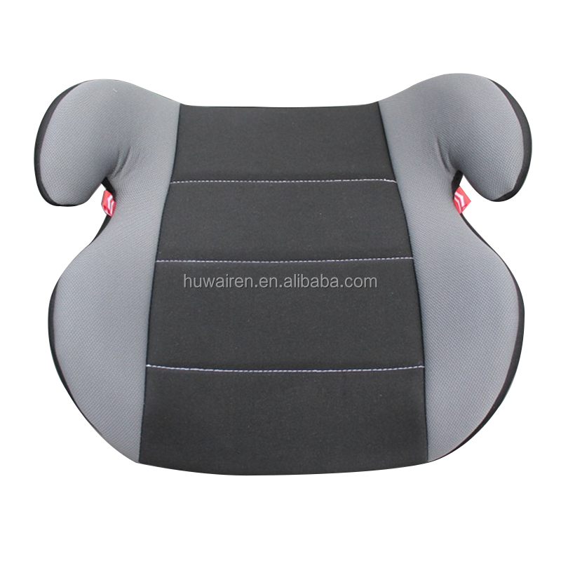 Factory price knitted fabric universal type child car booster seat
