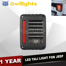 pmma lens tail light Auto spare parts LED tail lights led for jeep ATV 4x4 truck automobiles & motorcycles car accessories