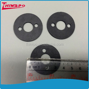 Customized Substandard Epdm/ Nbr Black Round Flat Rubber Gaskets ...