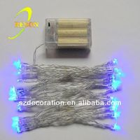Gold supplier battery operated neon lights RS-SC030
