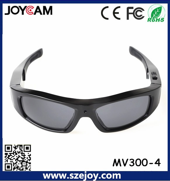 newest digital sports sunglasses camera manual with factory price