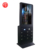 mobile phone charging station with advertising screen 46 inch mall station