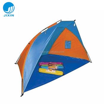 Portable Sun Wind Shelter Folding Beach Sunshade Tent