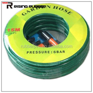 Home Watering PVC Green Garden Hose