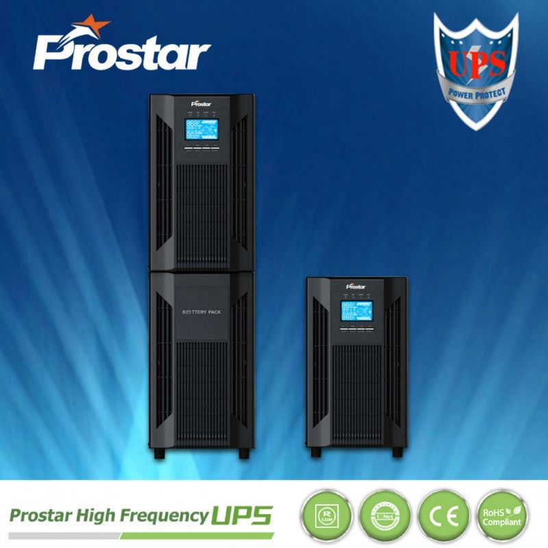 6kva 4.8kw high frequency online best UPS for medical equipment secure protection