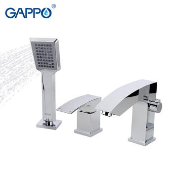 Gappo Bathroom Shower Faucet Bathtub Faucet Tap Bath Shower Set