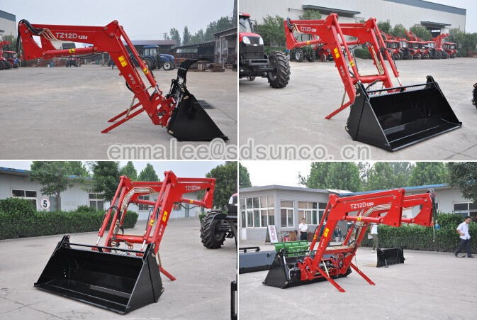 Kubota Tractor Front End Loader With 4 In 1 Bucket/ Common Bucket - Buy  Kubota Tractor Front End Loader With 4 In 1 Bucket/ Common Bucket,Farm  Tractor