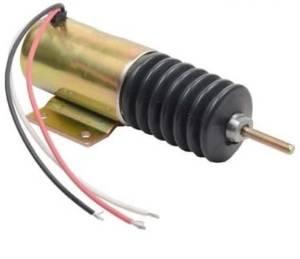 D513-A32V12 Trombetta 12 Volt Dual Coil Pull Solenoid Part No