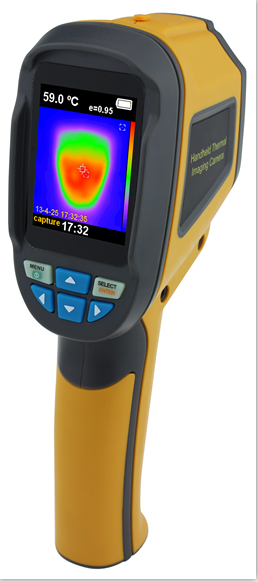 HT-02 Handheld Thermal Imaging Camera Infrared Thermometer IR Thermal Imager thermometer infrarouge termometro infravermelho - KingCare | KingCare.net