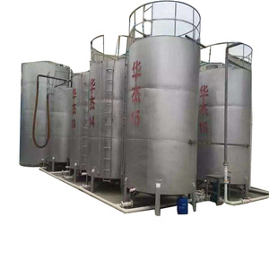 Vertical storage tank, Transformer oil tank, Stainless steel tank