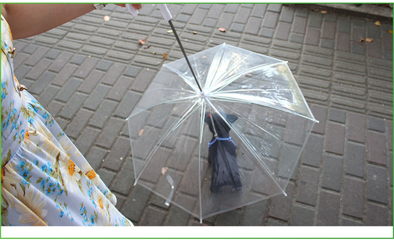 8903219ddee5 Hot Pet Protective Rain Umbrella Fashion Sunny Umbrella Have A Tring For  Walk For Dog Pet Raincoat Dog Rope Dog Collar - us271