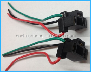 New H4 Headlight Wire Harness Connector Wiring Plug Socket - Buy  Headlight Wiring Harness on