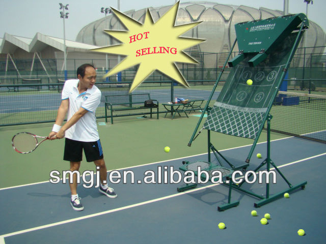 Tennis Ball Pitching Machine/Tennis Trainer Machine