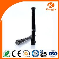 3 LED Work Tool Magnetic Lights Led Telescopic Flashlight Earpick