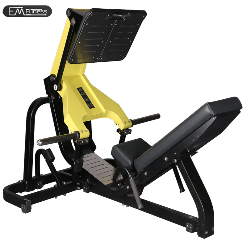EM per il fitness body building leg press EM850 Palestra Commerciale Attrezzature