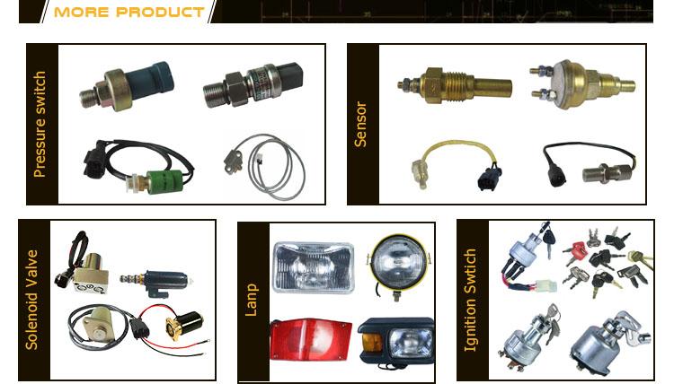 YN35V0004F1 KDRDE5K-20/30C12A-111 SKX5P-17-212A Pompa Hidrolik Solenoid Valve SK200-2 SK200-5