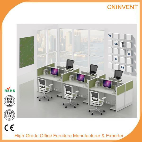Workstation Furniture Office Desk Partition Glass Partitions