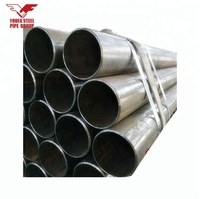5 inch , 6 inch , 8 inch Steel Pipe in Carbon Steel for Fluid Delivery , Construction and Steel Structure