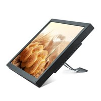 15 inch industrial touch screen all in one pc/small size LCDintegrated pc monitor/ tablet pc distributors (factory/manufactory )