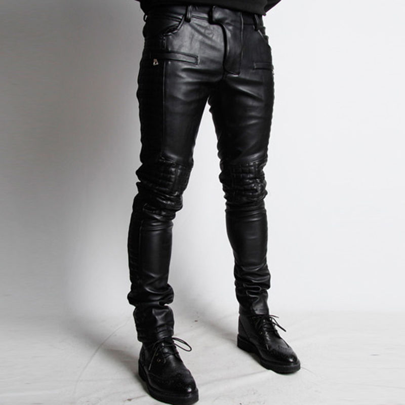 Marvelous Pants Blue Picture More Detailed Picture About New Men Rock Punk Hairstyles For Men Maxibearus