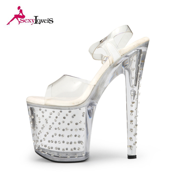 e4dc490d9d6 Large Size Leather Women Shoes Girls Lace-up Fashion Girls High Heels  Rubber Shoes Sandal 2017 - Buy Fashion Girls High Heels Shoes 2017,Fashion  ...
