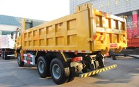 CKD NISSAN HOWO VOLVO FAW DONGFENG SHACMAN TOYOTA Dump truck body
