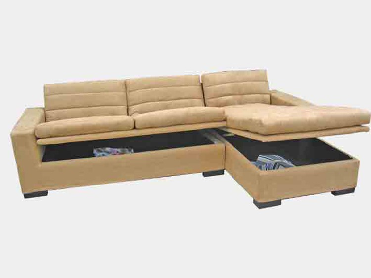 Modern Home Furniture Corner Sofa Folding Sofa Couch