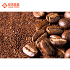 Soluble Private Label Instant Coffee Manufacturers Light Roasted Coffee Powder Halal Black Coffee