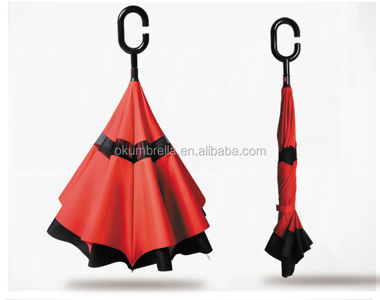 hot sale new design inside out kazbrella umbrella from okumbrella factory