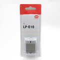 LP E10 LPE10 Camera Rechargeable Li ion Battery for Canon Rebel T3 T5 KISS X50 X70