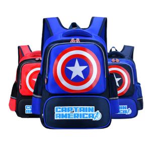 d95395c39aa4 China captain america backpack wholesale 🇨🇳 - Alibaba