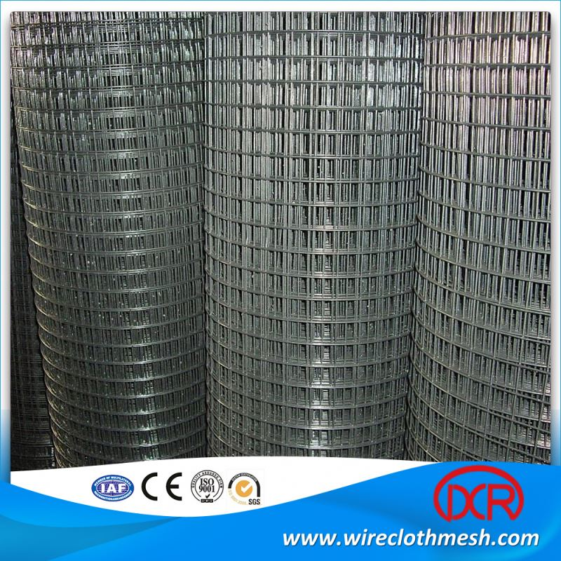 Concrete Reinforcement Galvanized Welded Wire Mesh Fence Panel