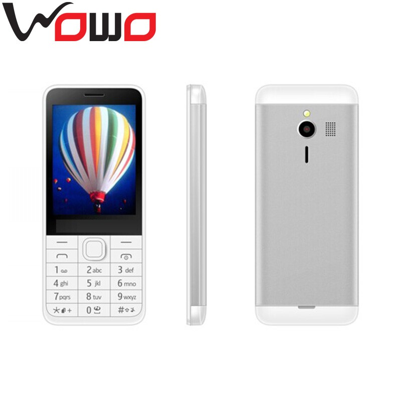 "230 with 2.8"" screen low price china mobile phone 32MB RAM 32MB ROM quad band dual sim dual standby"