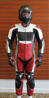 Motorbike Racing Leather One Piece Suit