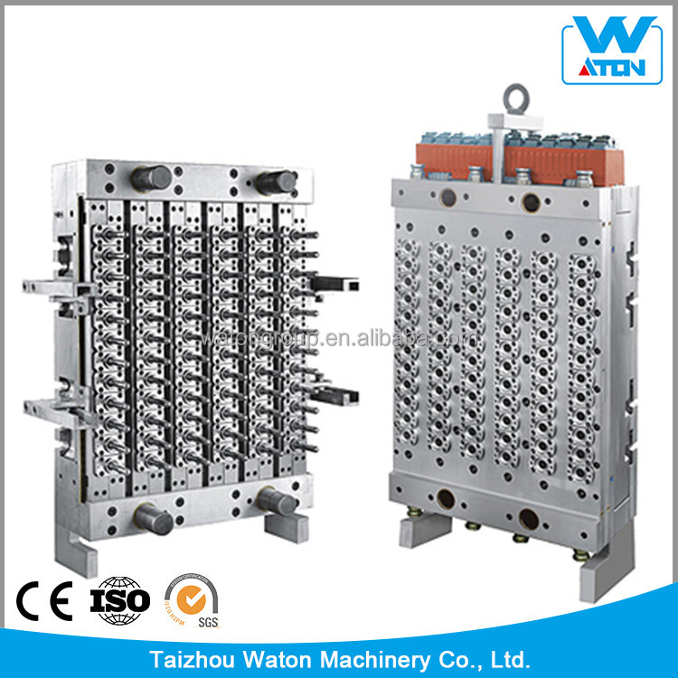 China Manufacturer Professional 10 Cavity Preform Moulding Manufacture
