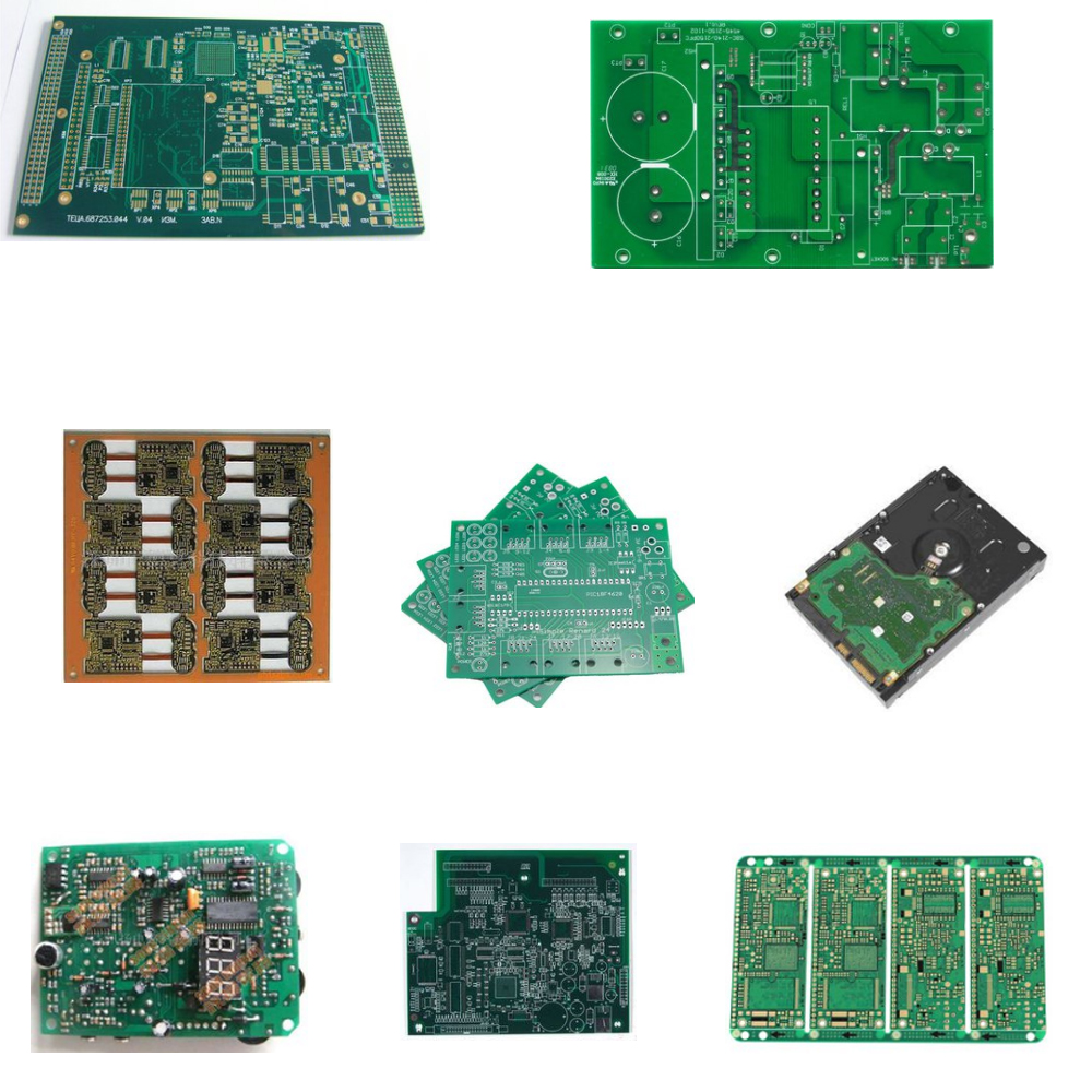 Fr 4 Rohs Double Side Diy Multilayers 94v0 Pcb Pcba Manufacturer Multilayer China Ul Ourpcb Hx S103 S104