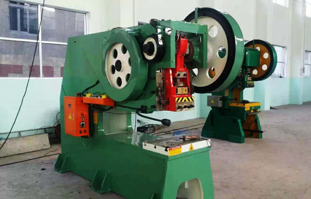 40T deep throat power press with fixed bed punching machine