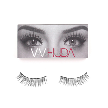 d7b2f4d26a0 VVHUDA Magnetic Eyelashes 3D Reusable False Eyelash Extensions Custom  Eyelash Packaging