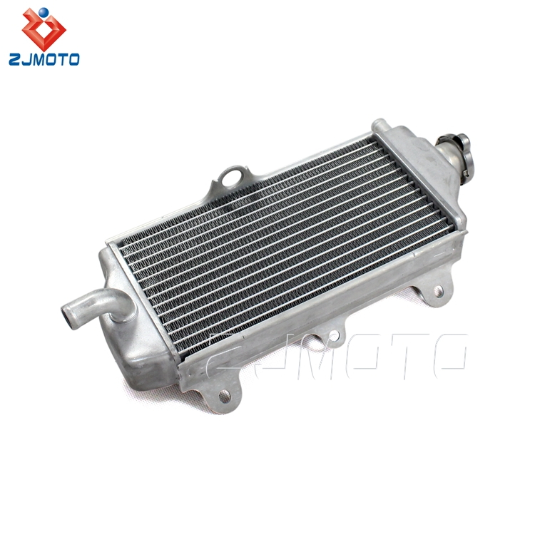 ZJMOTO High Quality Aluminum Alloy Motorcycle Radiator For Yamaha YZ250F 2010-2013