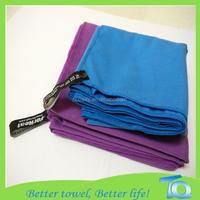 Factory Price Luxury Quick Dry Sports Towel Softness