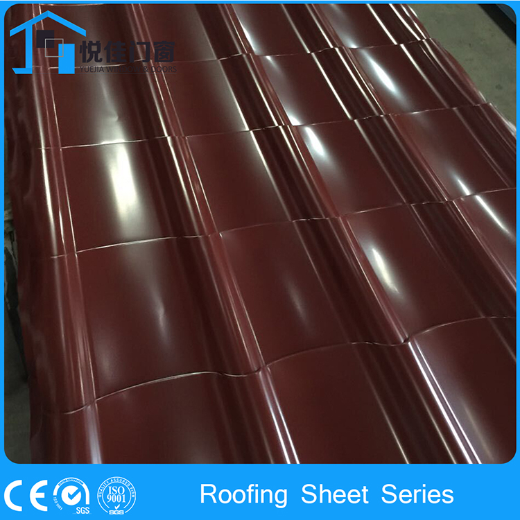 Superb corrugated steel roof shingles low coat roofing for Low cost roofing materials