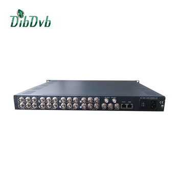 community hotel tv system 8 channels av to rf converter atsc modulator/audio video rf modulator