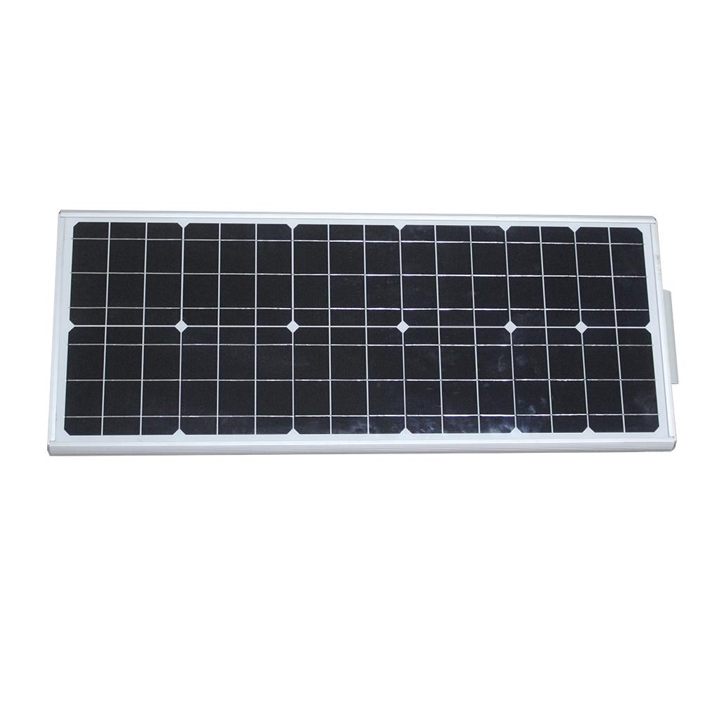 2018 New 40W Outdoor Solar Street Light Integrated all in one Solar Power LED Street Light Work For 3-5 Rainy Days