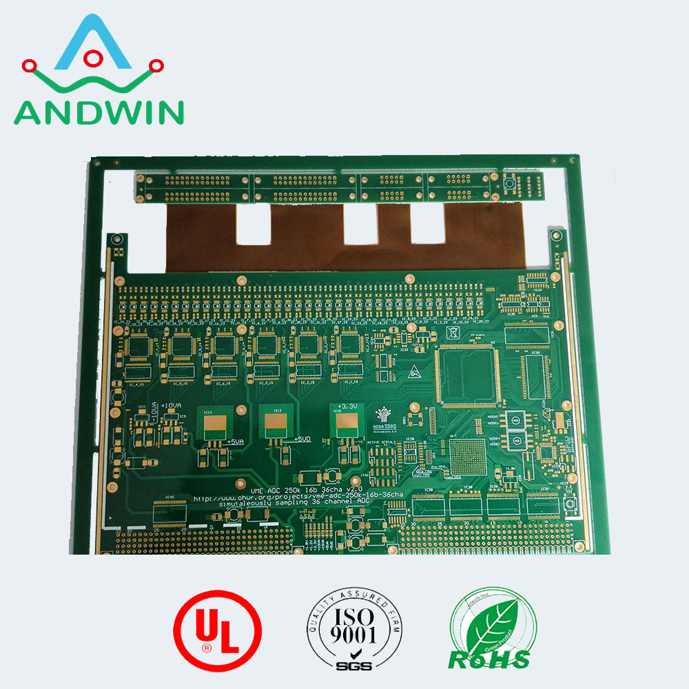 Led On Circuit Board Suppliers And Air Conditioning Pcbsolar Boardcircuit Manufacturers At
