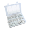 400PC Aluminum & Steel Rivet Assortment Stainless Steel Blind Rivet