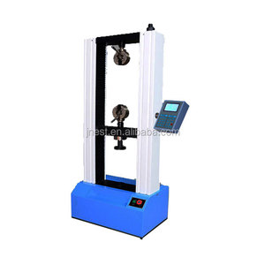 With large deformation device 30kn electronic power copper wire tensile strength tester