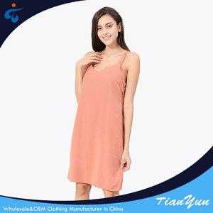 tela mujer fabricante China Alibaba último ropa vestido 100 de Tencel Twxqz78