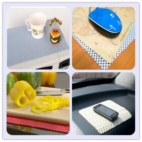 New Pvc Foam Cabinet Mat, Colorful Non Slip Cabinet Mat, Household Usage Cabinet  Mat