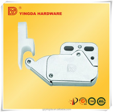popular Magnetic door catch with iron & ABS material, have lovely design
